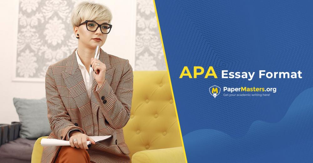 APA Essay Format: The Basics